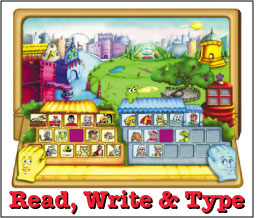 Read, Write, and Type
